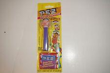 Pez Dispenser 1991 Miss Piggy Muppet Czechoslovakia New Eyelashes in Package