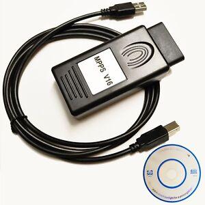 Mpps-Smps-V16-OBD2-pour-VW-Audi-BMW-Mercedes-Voiture-Ecu-Tuning-Outil-Ecu