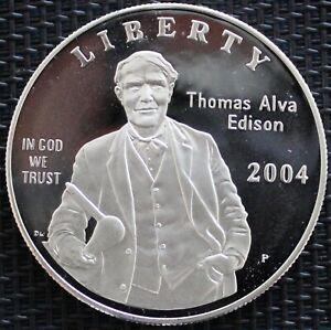 USA-ONE-DOLLAR-THOMAS-ALVA-EDISON-2004-ARGENT
