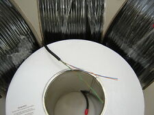 Solid Copper External 50m 2 Pair CW1308 Black Telephone Extension Cable Gen BT