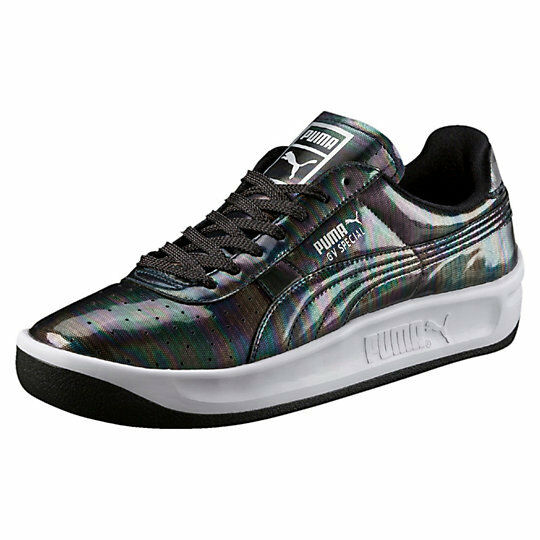 2afc8d90591 Buy PUMA GV Special Iridescent Mens 361115-01 Black Athletic Shoes ...
