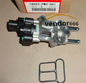 New Idle Air Control valve 16022-PWA-G01 For Honda Fit 1.3/1.5 16022
