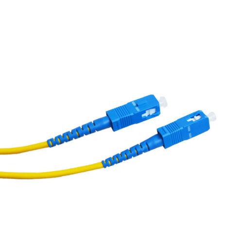 simplex,9//125,3M//5M//10M SC to SC fiber patch cord jumper cable Single Mode SM