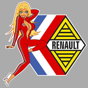 pin up renault