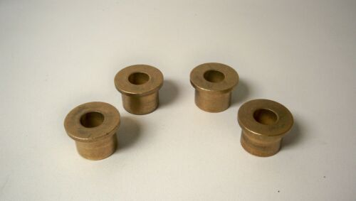 Qty 4 *NEW* Warn Winch 30863 Fairlead Flanged Bronze Bushing