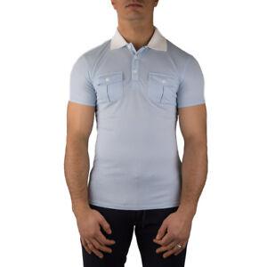 Armani-Jeans-Polo-Uomo-Col-vari-tg-XXL-50-OCCASIONE