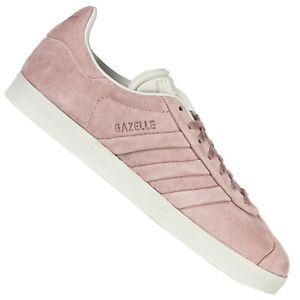 Informales Premium Zapatos Adidas Detalles de Zapatillas ante Gazelle Piel Originals lF3cTK15uJ
