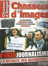 CHASSEUR D'IMAGES N°243 LA PHOTO DE SPORT / PHOTOJOURNALISME : REVOLTE REPORTERS