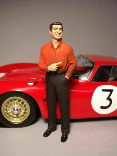 1//18  FIGUR  GIOTTO  BIZZARRINI  VROOM  UNBEMALT  FUR  MINICHAMPS  SPARK  SCHUCO