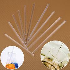5 Glass Stirring Rod Laboratory Lab Use Stir Bar Stirrer Mixer 5 X 150 200 Mm