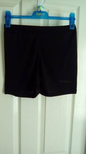 BNIB MENS CAMPRI SPORTS BASELAYER BLACK THERMAL PANTS SIZE MEDIUM