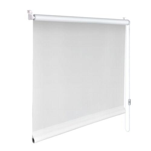 Mini-Blind Klemmfix Clamp Roller Blind Easyfix Dimming-Height 180 cm White
