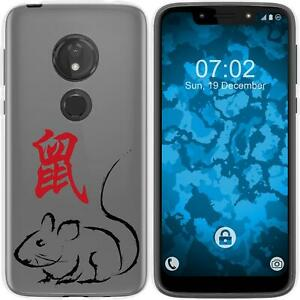 Case-for-Moto-G7-Play-Silicone-Case-Chinese-Zodiac-M1