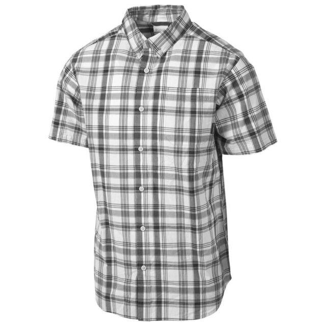 dd398e31232 Columbia Men's Rapid Rivers II Short Sleeve Shirt - Choose Sz/color Shark  Plaid Medium
