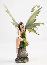 Green Fairy Naked / Breast Uncovered Legends of Avalon Figurine
