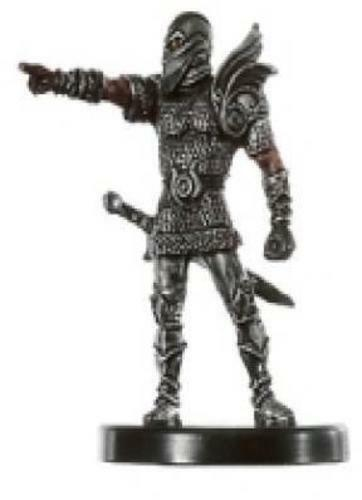 D+D miniatures 1x x1 Aasimar Fighter War of the Dragon Queen NM with Card