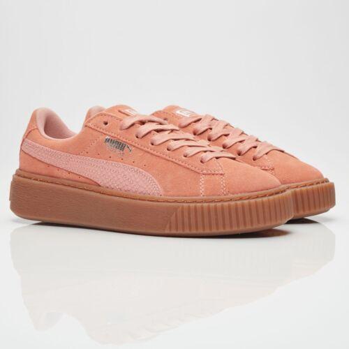 Marrone Sneakers Suede Donna 110 Platform Animal € Rrp argento Puma Cameo wTqYOw