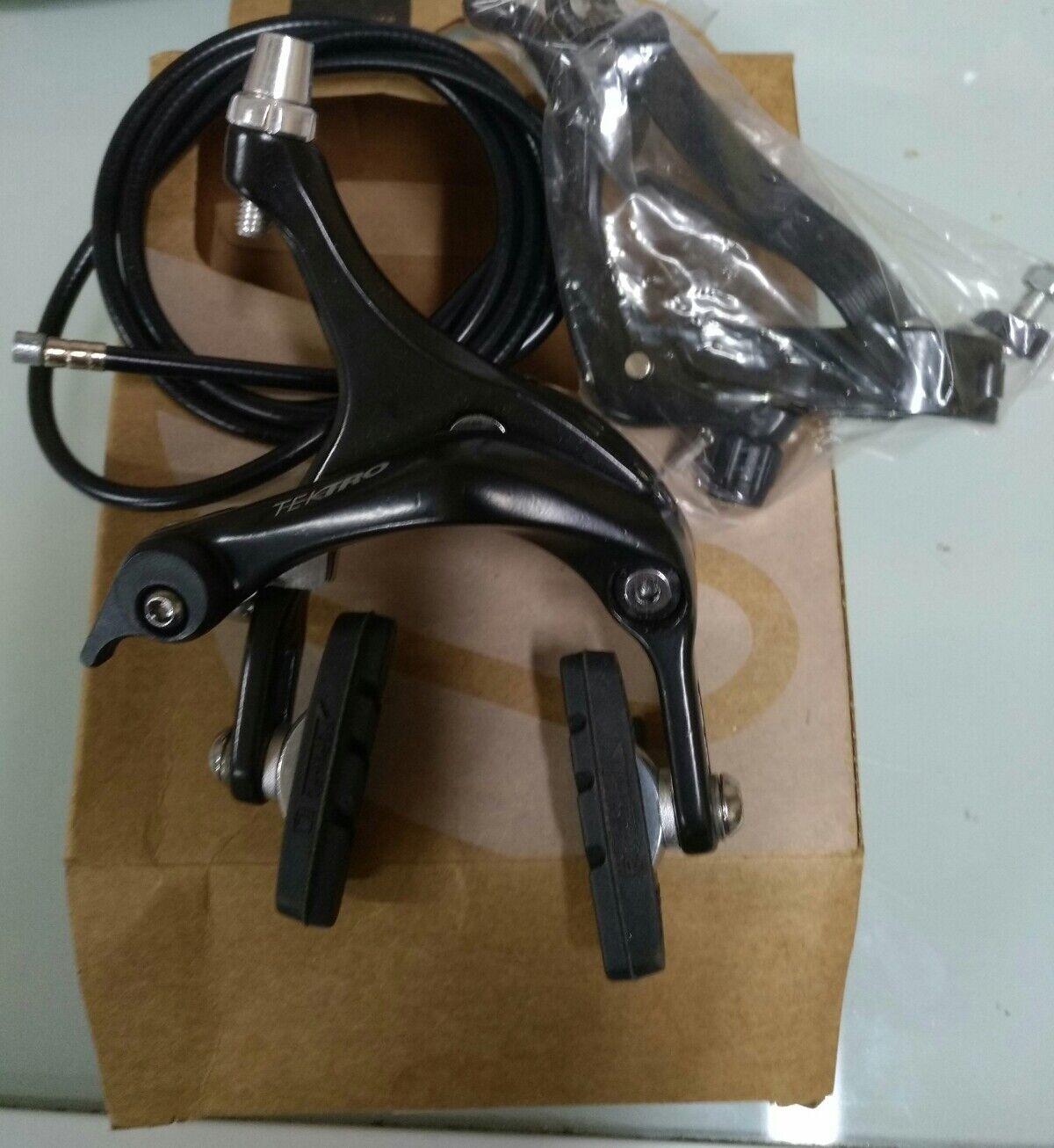 Frein arrière pure fix tektro + poignée et cable