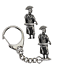Roman-Centurion-Key-ring-And-Pin-Badge-Boxed-Gift-Set-Handcrafted-In-Pewter thumbnail 1