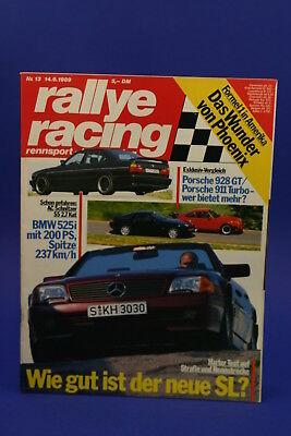 Rallye Racing 4//95 Porsche 911 Turbo BMW 328i Coupe