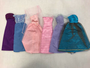 Barbie-Mattell-Gown-Dresses-Mixed-Lot-Branded-1