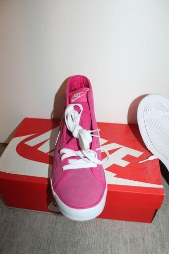 Primo Scarpe Suede Nike Corte 40 5 Taglia Donna 5 6 Sneaker Uk Metà Bianco Rosa 5fBqTYa