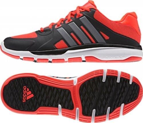 Trainout Adidas grey black Red Running Trainers Shoes Men's 12 Uk qqdBrwE
