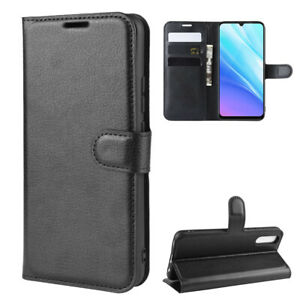 Details about NEW Premium Flip Wallet Case PU Leather Card Slot Cover For  Asus HTC Samsung