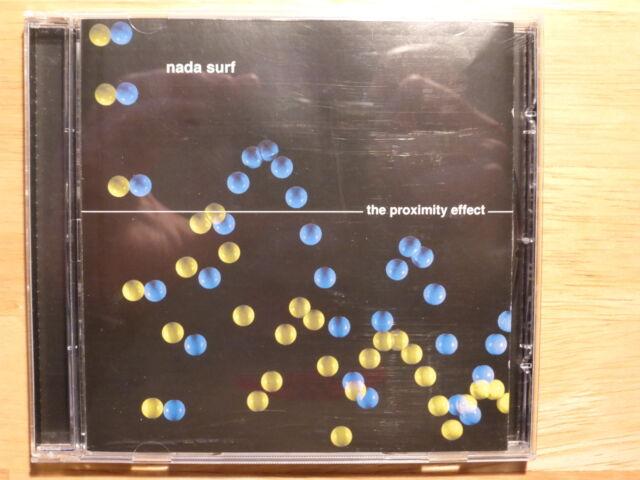 Nada Surf - The proximity effect  /  CD NEUWERTIG / 2 Bonus Tracks + Video
