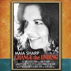 Change the Ending [Digipak] * by Maia Sharp (CD, 2012, Blix Street Records)