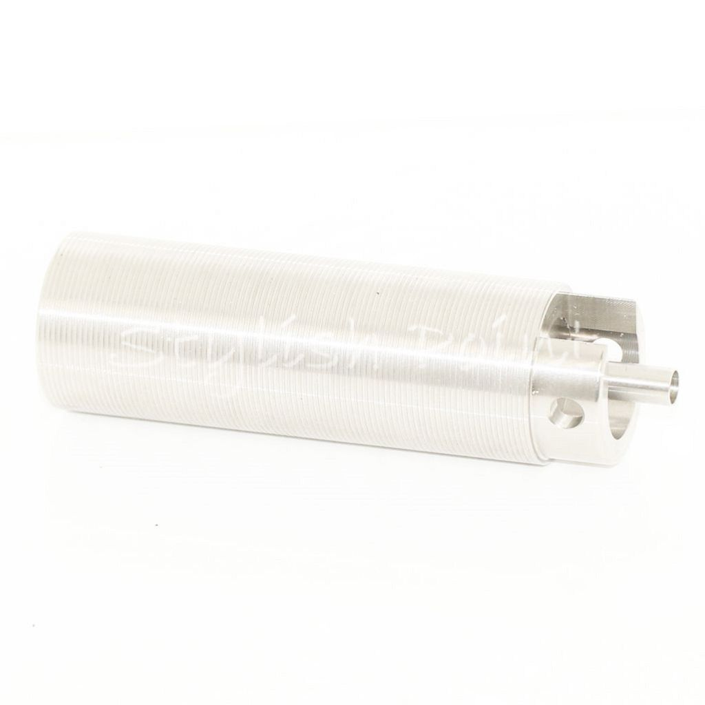 Airsoft Upgrade Gear SHS One-Piece Type Cylinder for TM V2 V3 AEG Gearbox