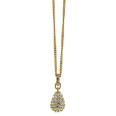 Swarovski Crystal Heloise Gold Plated Pendant 1023993