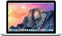 2015 Apple Macbook Pro Retina Display 13.3 2.7ghz I5 8gb 256gb Mf840ll/a