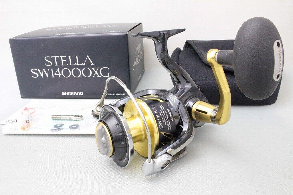 Shimano 13 Stella Sw 14000-XG Mulinello da Spinning