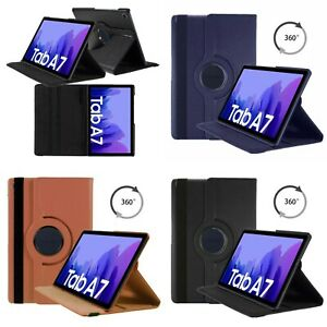 Coque-pour-Samsung-Galaxy-Tab-A7-10-4-IN-environ-26-42-cm-plusieurs-couleurs-a-360-degres-housse
