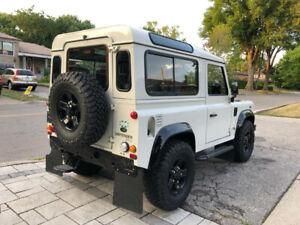 2002 Land Rover Defender County