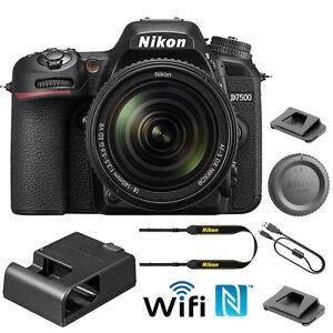 尼康 d7500 數碼單反相機 20.9 萬像素帶 18-140mm VR AF-S DX Zoom 鏡頭