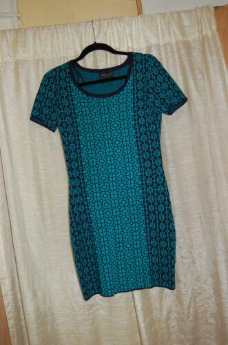 Romeo + Juliet Knit Short Sleeves Dress Size M