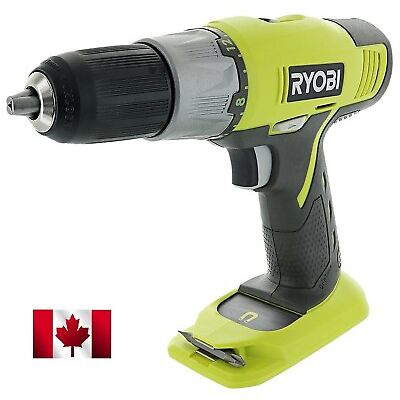 NEW Ryobi P271 18 Volt 1/2 in. 2-Speed Drill-Driver Tool Only