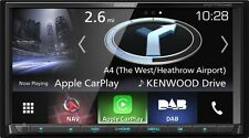KENWOOD DNX7170DABS 2-DIN Naviceiver AppleCarPlay AndroidAuto DAB+ Neues Modell