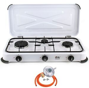 gas stove camping. Wonderful Gas Image Is Loading NJ03PortableGasStove3BurnerCamping Intended Gas Stove Camping P