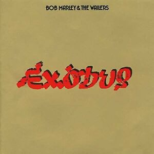Exodus-Bob-Marley-amp-The-Wailers-LP-180g-Vinyl-Records-With-MP3-Album-download