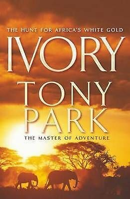 1 of 1 - Ivory by Tony Park Medium Paperback 20% Bulk Book Discount