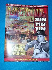 Playset Magazine #72 Rin Tin Tin at Fort Apache + PX streetfront tin litho bldg