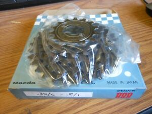 NOS-New-Old-Stock-Suntour-888-Multiple-Free-Wheel-1-2-by-3-32-034-5-Speed-14-30