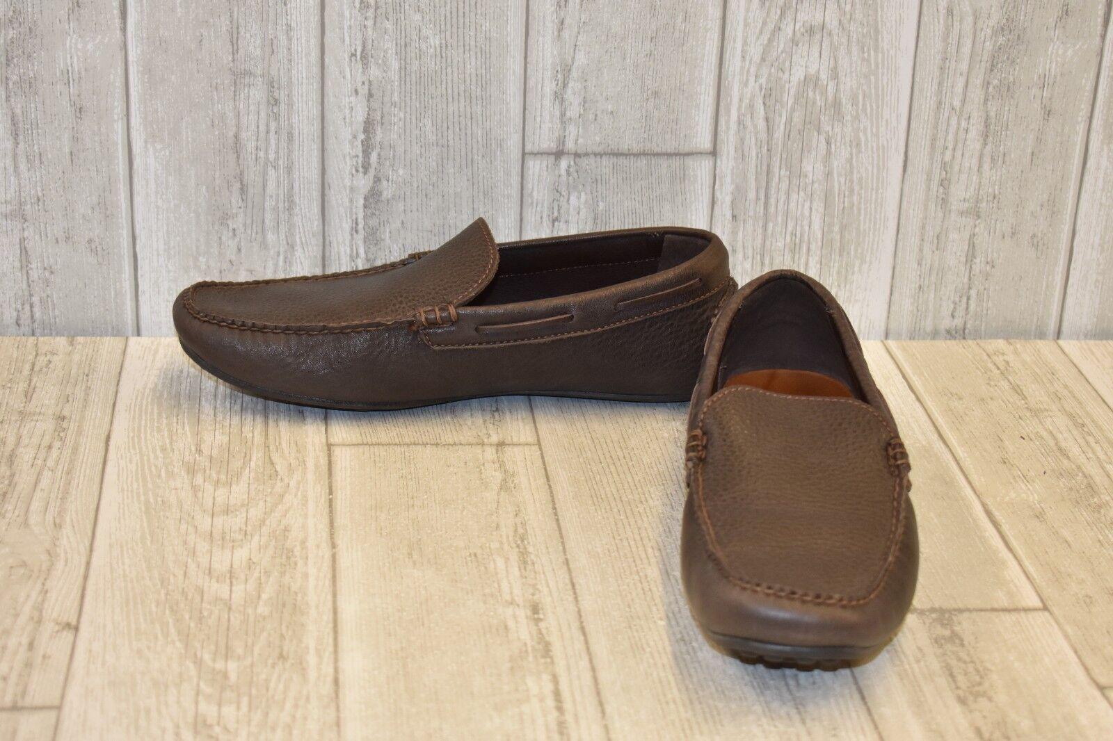 Frye Allen Venetian Loafer - Men's Size 9.5D - Brown