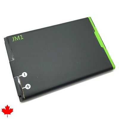 NEW BlackBerry Bold 9900/Torch 9860 Replacement Battery J-M1 J M1 1500mAh Canada