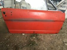 64 1965 1966 Ford Mustang Pony Interior Deluxe Door Shell Assembly RH