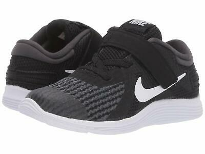 Boys FlyEase Black Sneakers 5M NW/OB