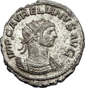 AURELIAN-receives-WREATH-Genuine-270AD-Authentic-Ancient-Roman-Coin-i65681